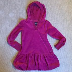 GAP kids Velvet Berry colored top